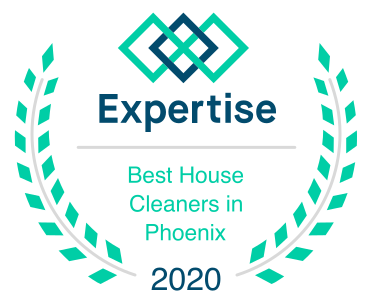 Best House Cleaners in Phoenix Award for Valley's Best Cleaners