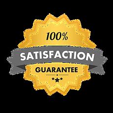 customer satisfaction guarantee