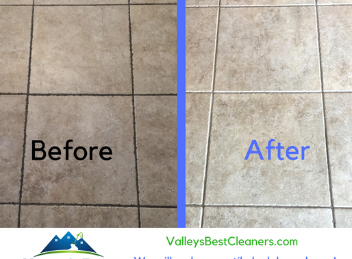 They had no idea this is what their tile floor actually looked like!