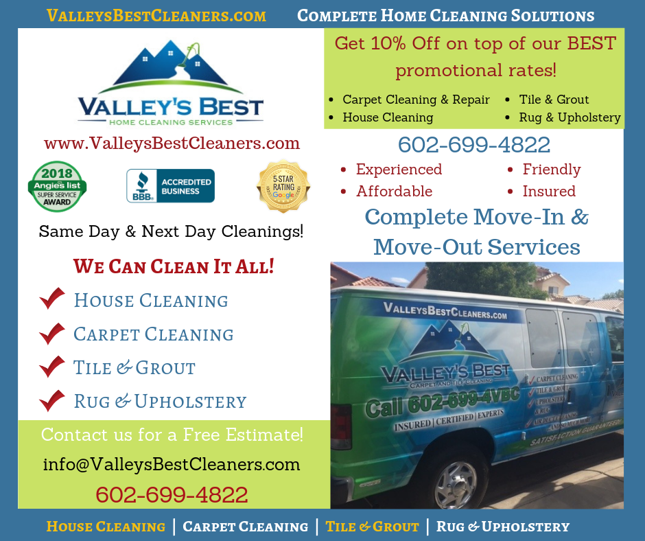Complete Home Cleaning Solutions