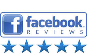 5-Star Facebook Review Badge