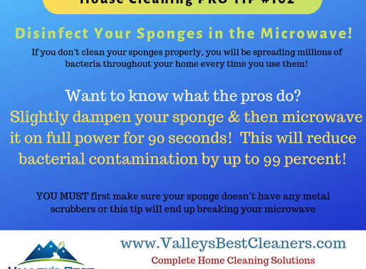 House Cleaning Pro Tip #102