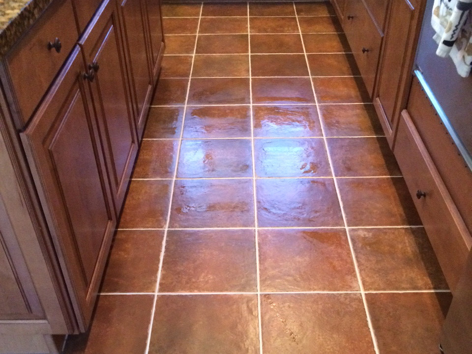 Valley's Best Cleaners tile and grout cleaning service after pictures in phoenix az