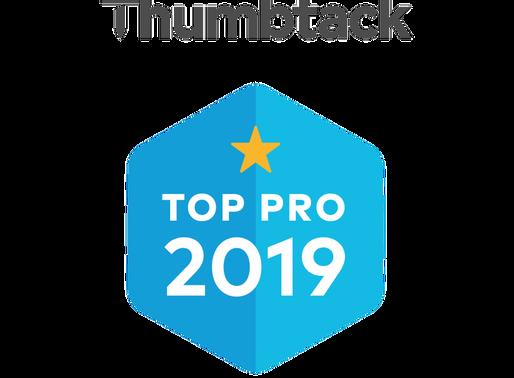 2019 Thumbtack Top Pro