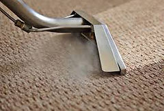 Carpet Cleaning by Steam Cleaning