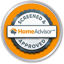 Screened & Approved Cleaning Service by Home Advisor