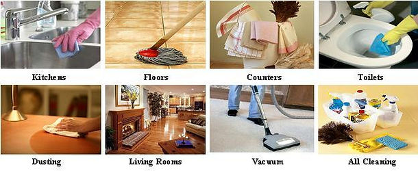move-out cleaning checklist
