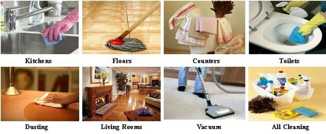 houe cleaning checklist