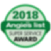 Angie's List Super Service Award for Valley's Best Cleaners
