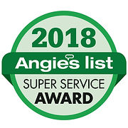angies list super servie award