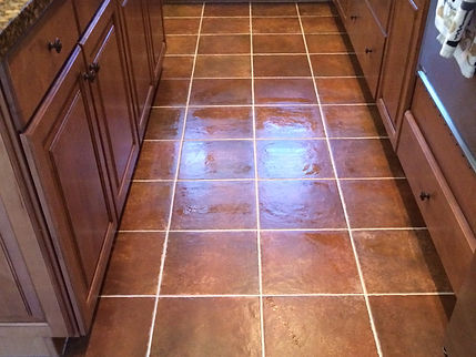 tile cleaning and grout cleaning by ValleysBestCleaners.com
