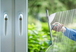 exterior window cleaning service in peor