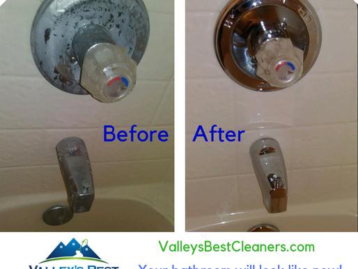 5 Expert Bathroom Cleaning Hacks