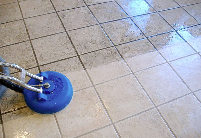 Professional Tile Cleaning Services by Valleys Best Cleaners