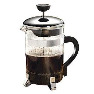 Tea & Coffee Press, Chrome