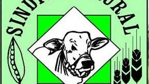 Sindicato Rural de Laguna Carapã convoca associados para eleição de nova diretoria