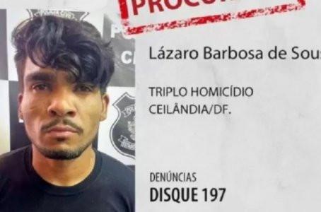 Lázaro Barbosa é morto durante troca de tiros com policiais de Goiás em matagal