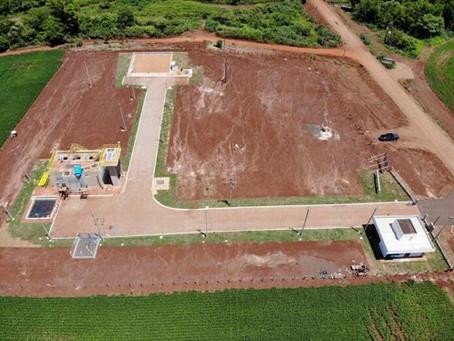 Laguna Carapã está perto da universalização do esgotamento sanitário
