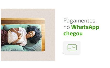 Sicredi disponibiliza opção de pagamentos no WhatsApp