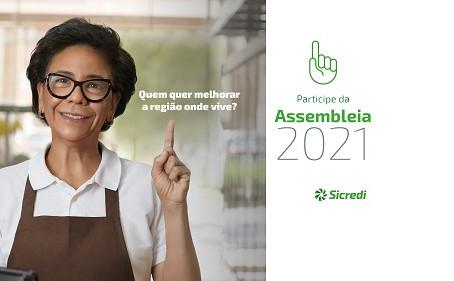 Sicredi Centro-Sul MS inova e realiza assembleia digital