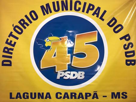 Após janela partidária, PSDB vem fortalecido para eleições municipais com filiação de vice-prefeito