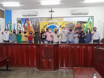 PSDB oficializa nomes de Doreli Portella e Pastor Deva a prefeito e vice em Laguna Carapã