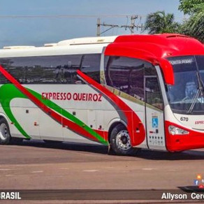 Agepan suspende autorizações da Expresso Queiroz