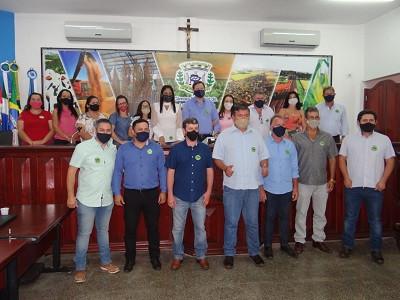 Em convenção MDB aprova candidatura de Ademar Dalbosco e Zenaide Espíndola em Laguna Carapã