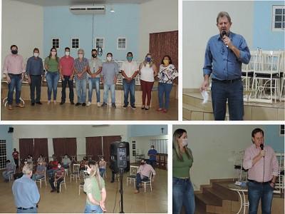 Patriota realiza convenção municipal e define nomes de candidatos em Laguna