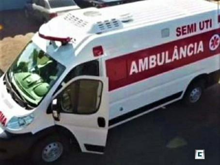 Ambulância de Aral Moreira desaparece com motorista, médico, enfermeiro e paciente com Covid-19