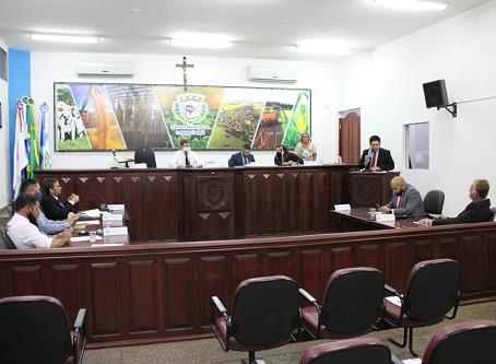 Confira o resumo da 4ª Sessão Ordinária da Câmara Municipal de Laguna Carapã