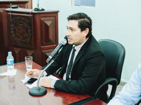 Com crise do Coronavirus, Flávio de Oliveira pede nova fórmula de pagamento do IPTU em Laguna Carapã