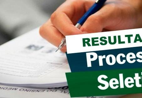 Prefeitura de Laguna Carapã divulga resultado e classificação final de processo seletivo.