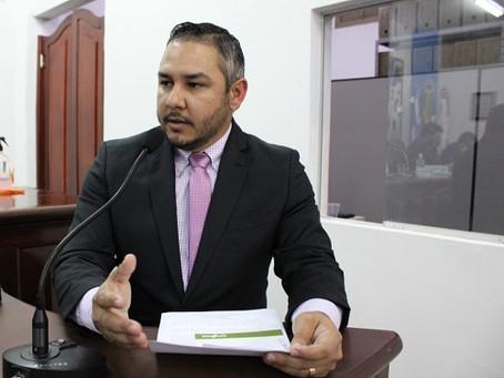 Vereador Vander Dosso apresenta indicação para amenizar emissão de resíduos no ar