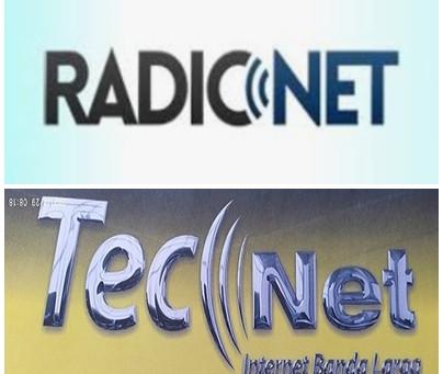 Radionet/tecnet tem sinal de Internet interrompido por rompimento de fibra ótica