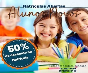 """Última semana de promoção na matrícula para a Escola de Apoio """"Meu dever de casa"""""""
