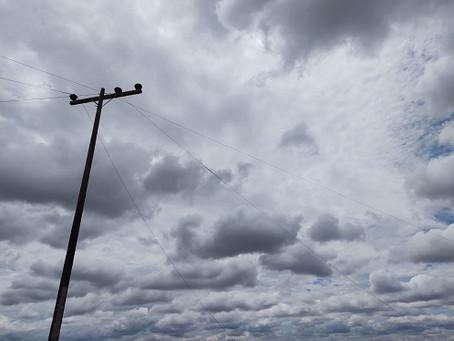 Após temporal produtores rurais reclamam de demora para reestabelecer energia em Laguna Carapã