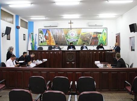 Resumo da 9ª Sessão Ordinária da Câmara Municipal