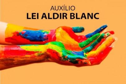 Contemplados recebem prêmio cultural da Lei Aldir Blanc em Laguna Carapã