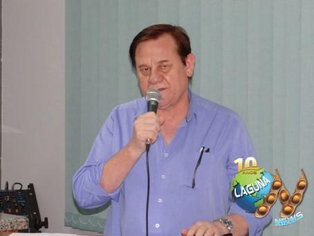 Ademar Dalbosco anuncia mais um secretário em Laguna Carapã.