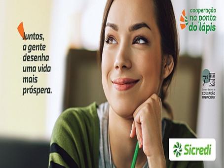 Sicredi lança o Programa Nacional de educação financeira Cooperação na Ponta do Lápis