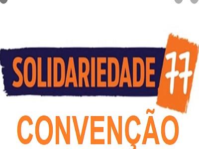 Solidariedade realiza convenção municipal em Laguna Carapã