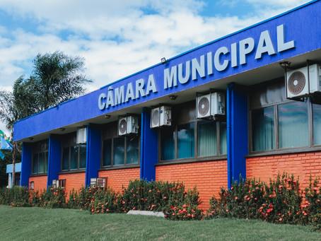 Confira o resumo da 3ª Sessão Ordinária da Câmara Municipal de Laguna Carapã, ocorrida em 10/03/2020