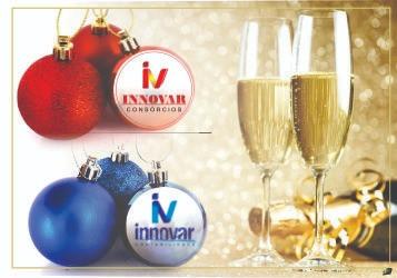 Innovar Contabilidade e Consórcios deseja Boas Festas aos amigos e clientes