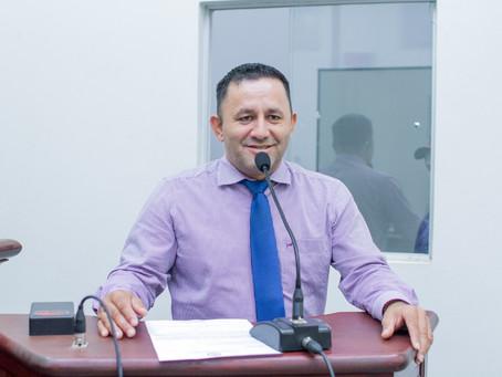 Vereador Chapéu quer  implantação da Sala Rosa em Delegacia de Laguna Carapã para atender mulheres