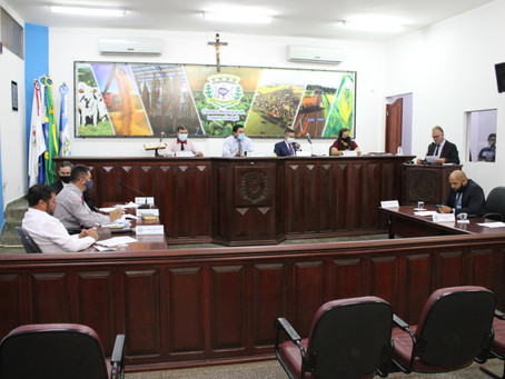 Resumo da 2ª Sessão Ordinária da Câmara Municipal de Laguna Carapã