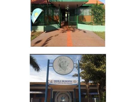 Policia Civil de Laguna Carapã identifica adolescentes infratores que danificaram escolas