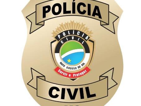 Polícia Civil esclarece tentativa de homicídio e prende autor em Laguna Carapã
