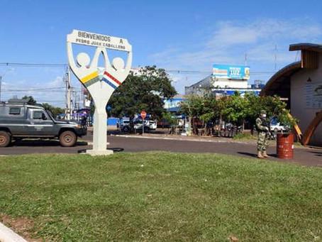 Empresariado na fronteira pressiona governo paraguaio para abertura do comércio