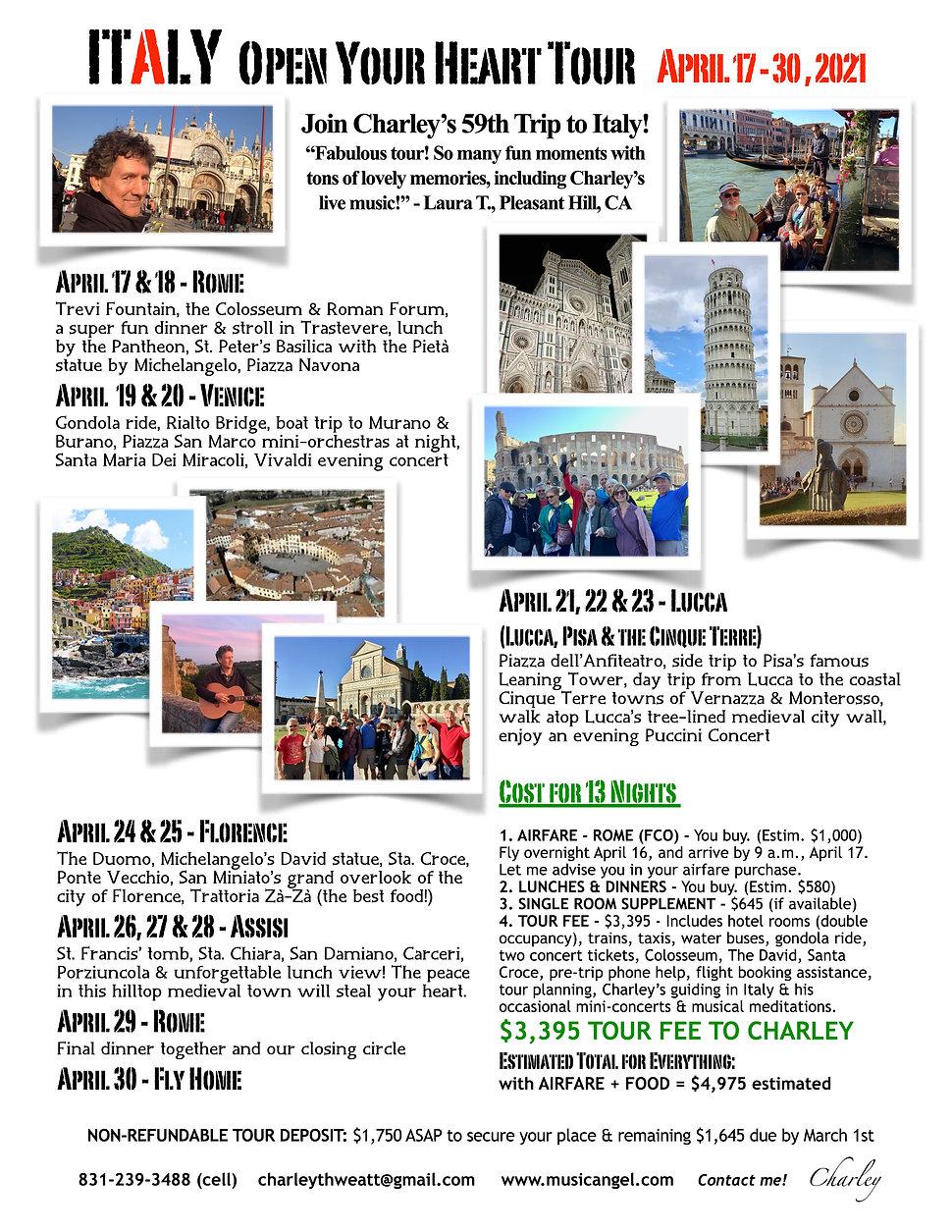 Italy 13 Day April 2021 Tour Flyer.jpg